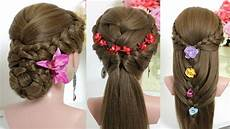 Easiest Hairstyles For