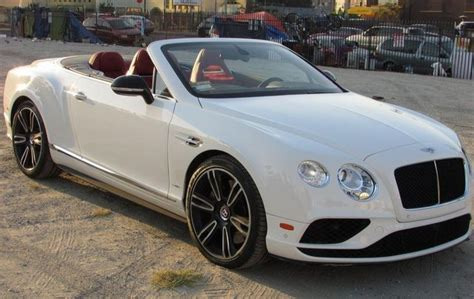 2016 Bentley Continental Gtc For Sale