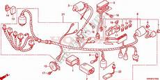 honda 125s wiring diagram wire harness for honda xr 125 l electric start 2007 honda motorcycles atvs genuine spare
