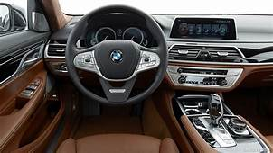 2016 BMW 750Li Individual  Interior Dashboard HD