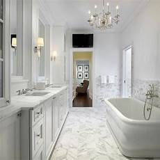 All White Master Bathroom Ideas by Master Bathroom In White Hgtv