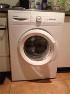 Constructa Waschmaschine In F 252 Rth Haushalt M 246 Bel