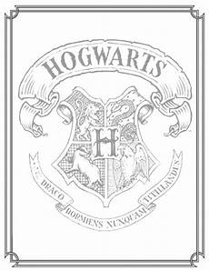 Harry Potter Malvorlagen Pdf Harry Potter Coloring Pages To And Print For Free