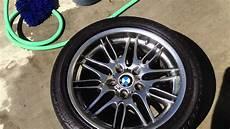 Bmw E39 M5 Style S65 Wheel Detailing