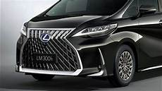 2020 lexus lm luxury minivan 300 h most luxury