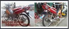 Modifikasi Motor Supra Fit New by Modifikasi Honda Supra Fit New Ala Thailand Look Style