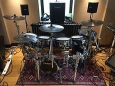 Roland Td 30kv Electronic V Drum Kit For Sale In