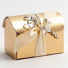 gold pelle favour box uk wedding favours
