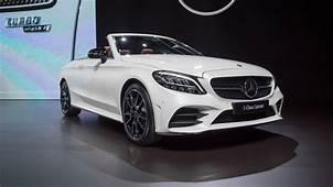 2019 Mercedes Benz C300 Cabriolet Gets Power Tech
