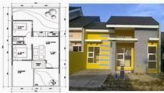 Desain Rumah Minimalis 1 Lantai Dan Denah Gambar Foto
