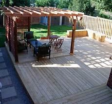 woodwork diy wood deck pdf plans