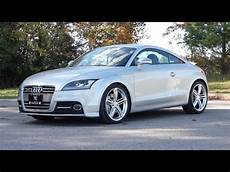 review 2008 audi tt 3 2 w custom exhaust