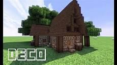 Minecraft Creer Une Maison Medievale
