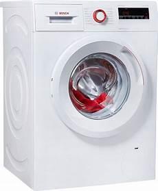 Bosch Wan282v8 Waschmaschine Im Test 05 2020