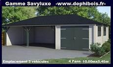 garage 2 places garage 2 voiture en kit infos et ressources