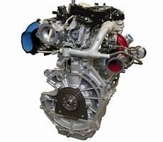 ecoboost 2 3l i4 engine and drivetrain race
