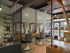 Photo Barbershop Interior Dandy Barbershop 1 Desain