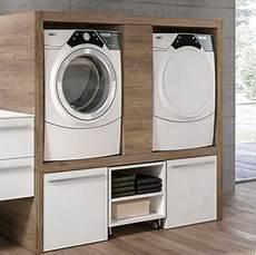 meuble pour lave linge machine 224 laver haier 7 kg maison229