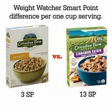 20 cereals that are low in weight watchers freestyle