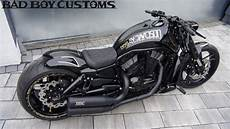 Omg Harley Davidson V Rod Custom By Bad Boy Customs