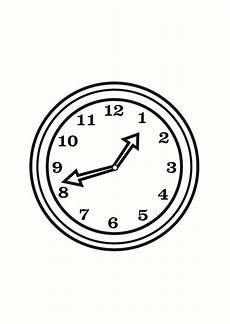 Malvorlage Uhr Lernen Ausmalbilder Uhr Free Ausmalbilder