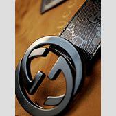 gucci belt on T...