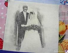 Foto Auf Stoff übertragen - diy bilder auf stoff drucken mit lavendel 246 l