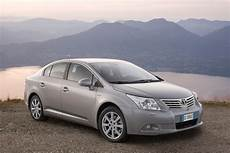 Used Toyota Avensis Saloon 2009 2018 Review Parkers