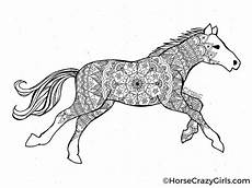 Malvorlage Pferd Einfach Coloring Pages And Printables