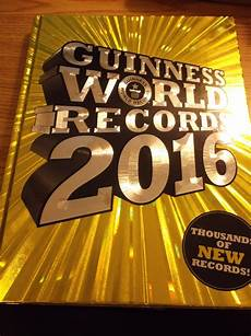 Missys Product Reviews Guinness Book Of World Records