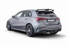 Brabus Mercedes A Class Revealed Gtspirit
