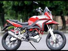 Cs1 Modif by Cah Gagah Modifikasi Motor Honda Cs1 Supermoto