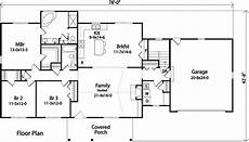 house plans single level wilton ranch home plan 058d 0175 house plans and more