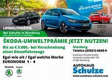 skoda bye bye bonus autohaus schulze gruppe škoda und volkswagen service