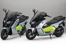 scooter electrique 125 bmw plus d autonomie pour le bmw c evolution