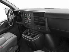 2017 Chevrolet Express Passenger Extended Van LT