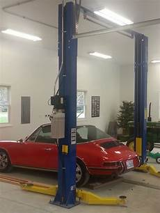 2 Auto Garage by Auto Lift In New 3 Car Garage Auto Lifts