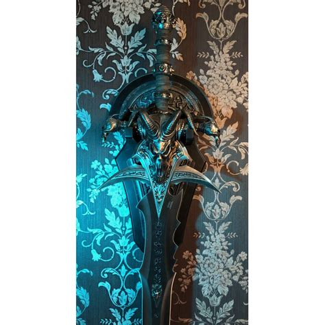 Epic Weapons Frostmourne Sword
