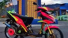 Variasi Fino 125 by 21 Gambar Modifikasi Yamaha Mio M3 125 Terupdate