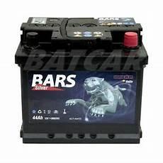 Bars 12v 44ah 360a En Autobatterie Starterbatterie