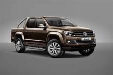 New Volkswagen Amarok Truck Official Photos