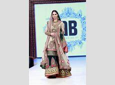 Sharara  2016 Shaan e Pakistan Ahmed Bilal Dresses