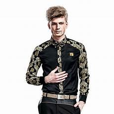 camicie fiori uomo fanzhuan camicie uomo eleganti maniche lunghe slim fiori