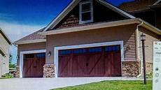 Chi Garage Doors 5217 chi 5217 accents flush overlay garage doors