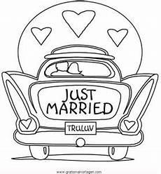 Malvorlagen Hochzeit Auto Hochzeitsauto 3 Gratis Malvorlage In Beliebt13 Diverse
