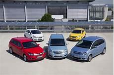 Opel Debuts Lpg Corsa Meriva Astra Station Wagon