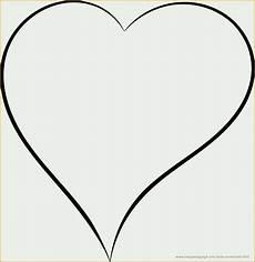 Vorlagen Herzen Malvorlagen Text Faszinieren Herz Vorlage Zum Ausdrucken Genial