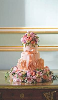 how to make floral wedding cake decorations