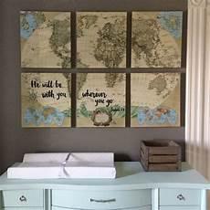 travel themed bedroom for seasoned 20 awesome boy s nursery artwork ideas shelterness
