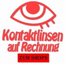 kontaktlinsen auf rechnung kaufen